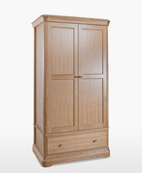 Lamont Wardrobe - 1 Drawer