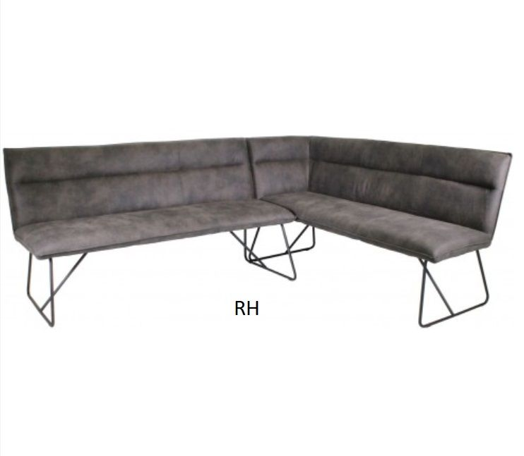 Lugo Corner Bench - RH