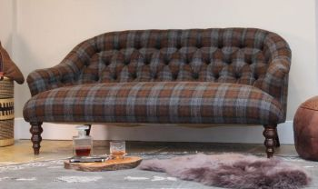Harris Tweed Aberlour Midi Sofa
