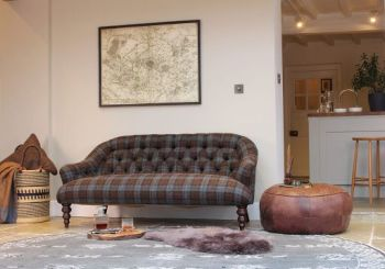 Harris Tweed Aberlour Petit Sofa