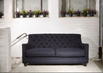 Harris Tweed Glencoe Petit Sofa