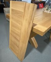 Hampton Abbey Oak Table - 2.5m Table Extension Leaf