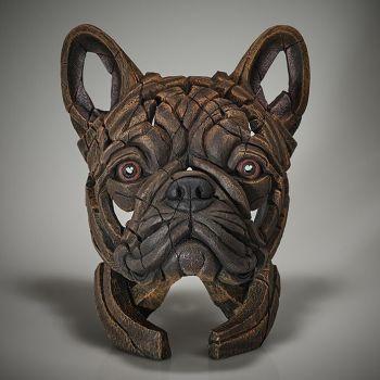 French Bulldog Bust (Brindle)