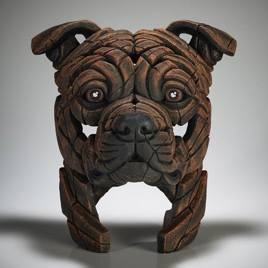 Staffordshire Bull Terrier (Brindle)