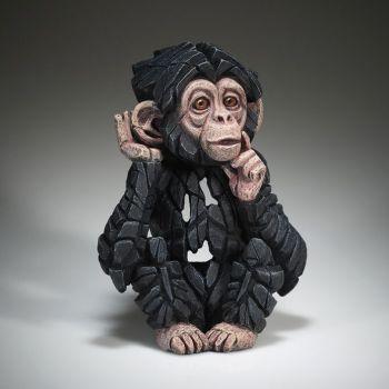 """Baby Chimpanzee """"Hear no Evil"""""""