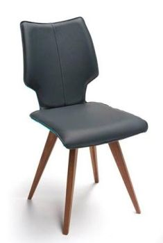 Clipper LEATHER Dining Chair