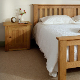 Quercus Oak Bedroom, Dining and Living