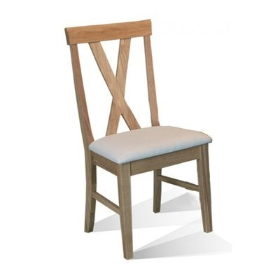 Windsor Big Cross Chair with Soft Seat
