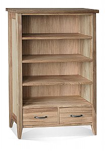 Windsor Bookcase 2 Drawers