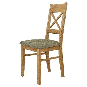 Windsor Small Cross Chair with Soft Seat