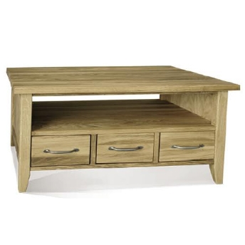 Windsor TV Unit 3 Drawers