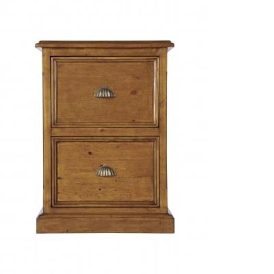 Linwood 2 Drawer Filing Cabinet