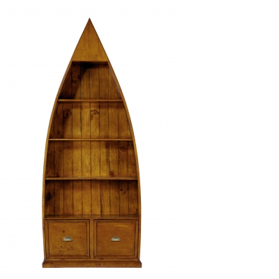 Linwood 4 Shelf Dinghy Bookcase