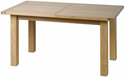 Chichester 1600-2000mm Extending Dining Table