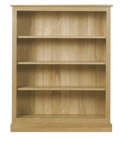 Chichester Medium Bookcase Open with 3 Shelves