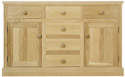 Chichester Sideboard with Centre Drawers