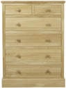 Hunston 2 Over 4 Chest of Drawers