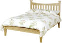 "Hunston 4'6"" Low Foot End Bed"