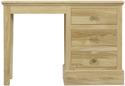 Hunston Single Pedestal Dressing Table