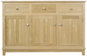 Winchester Sideboard with 3 Doors