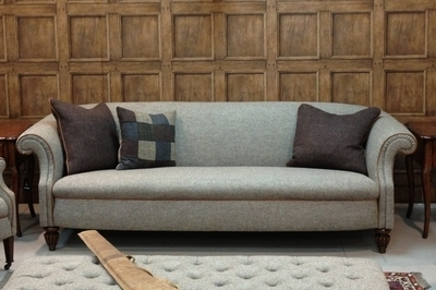 Harris Tweed Bowmore Midi Sofa