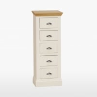 Downton 5 Drawer Narrow Chest