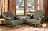 Harris Tweed Taransay Gents Chair