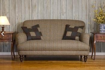 Harris Tweed Braemar Petit Sofa