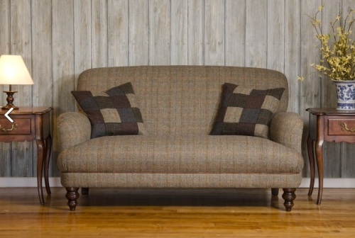 Harris Tweed Braemar Petit Sofa