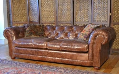 Cambridge Sofa Cambridge Clark Umber Double Reclining Sofa