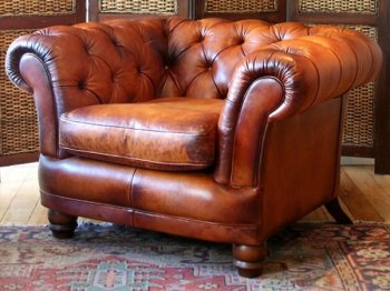 Cambridge Wing Armchair