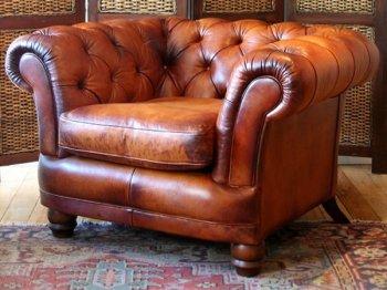 Cambridge Wing Armchair