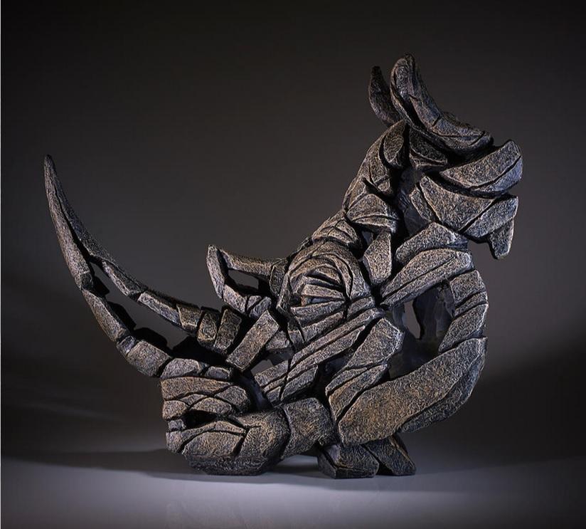 Rhinoceros Bust