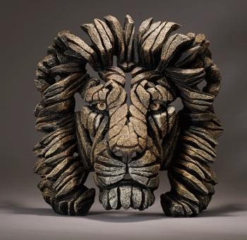 Lion Bust (Savannah)
