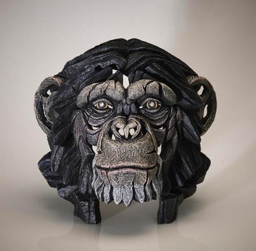 Chimp Bust