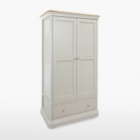 Cromwell Wardrobe with 1 Drawer
