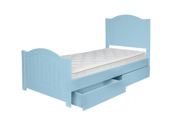 Lighthouse Grooved Arch Single Bed