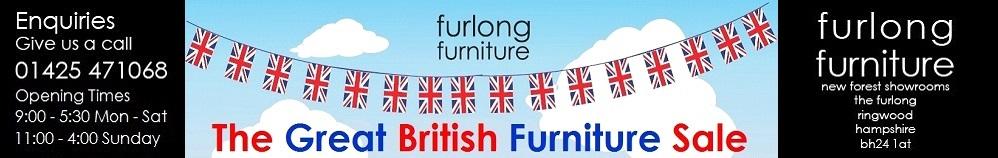 furlongfurniture.com, site logo.