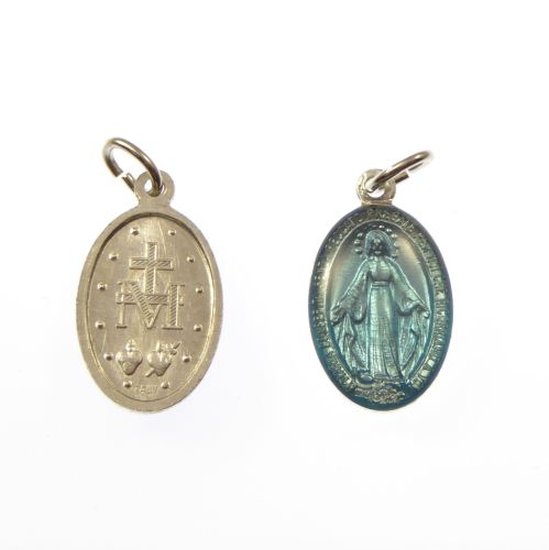 Blue Miraculous image medal