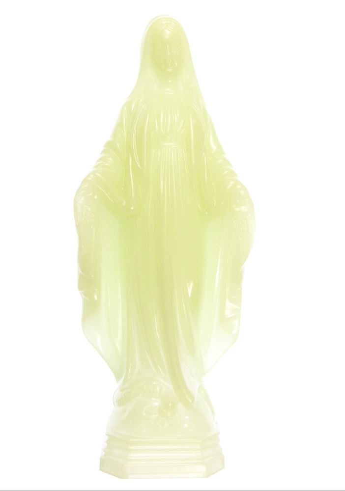 Our Lady Miraculous Virgin Mary luminous 10