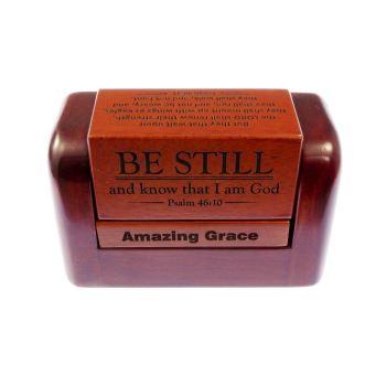 Hope Daily verse Christian wooden desktop gift