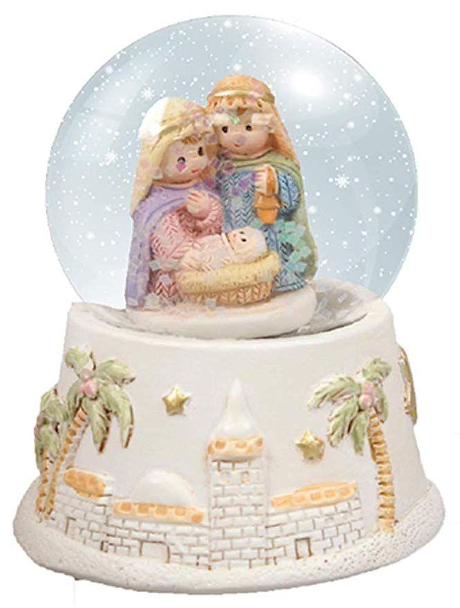 CBC Children's Christmas Holy Family - Jesus Mary Joseph - 2½