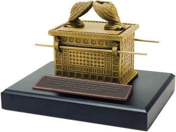 Christian Moments of Faith Ark of The Covenant Sculpture 12cm
