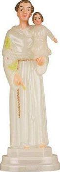 "6.25""Luminous Statue Saint Anthony"