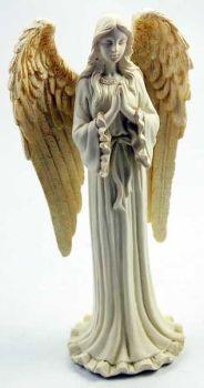 20cm Guardian angel figurine praying hands