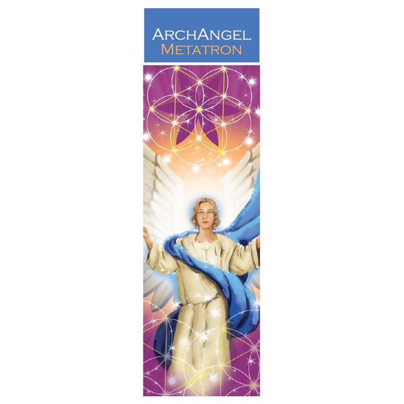 Spiritual Bookmark Archangel Metatron The King of Angels 15cm