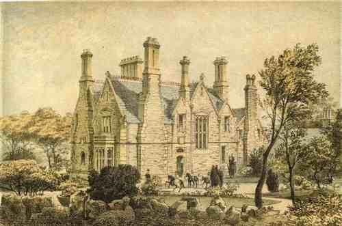 Millwood Manor 1860s