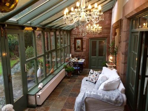 conservatory .