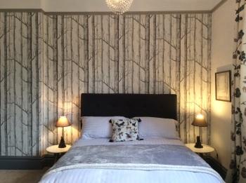 Woods room bed