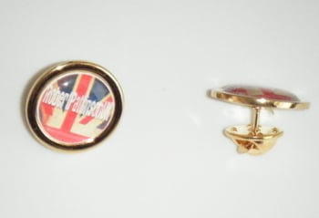 Personalised Pin Badge